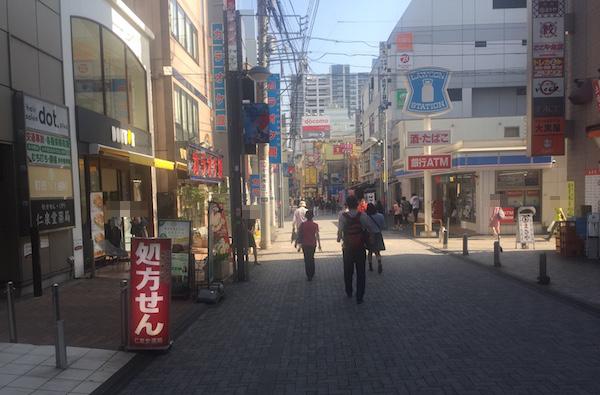 町田から一番近いお寺!浄運寺に行ってみた